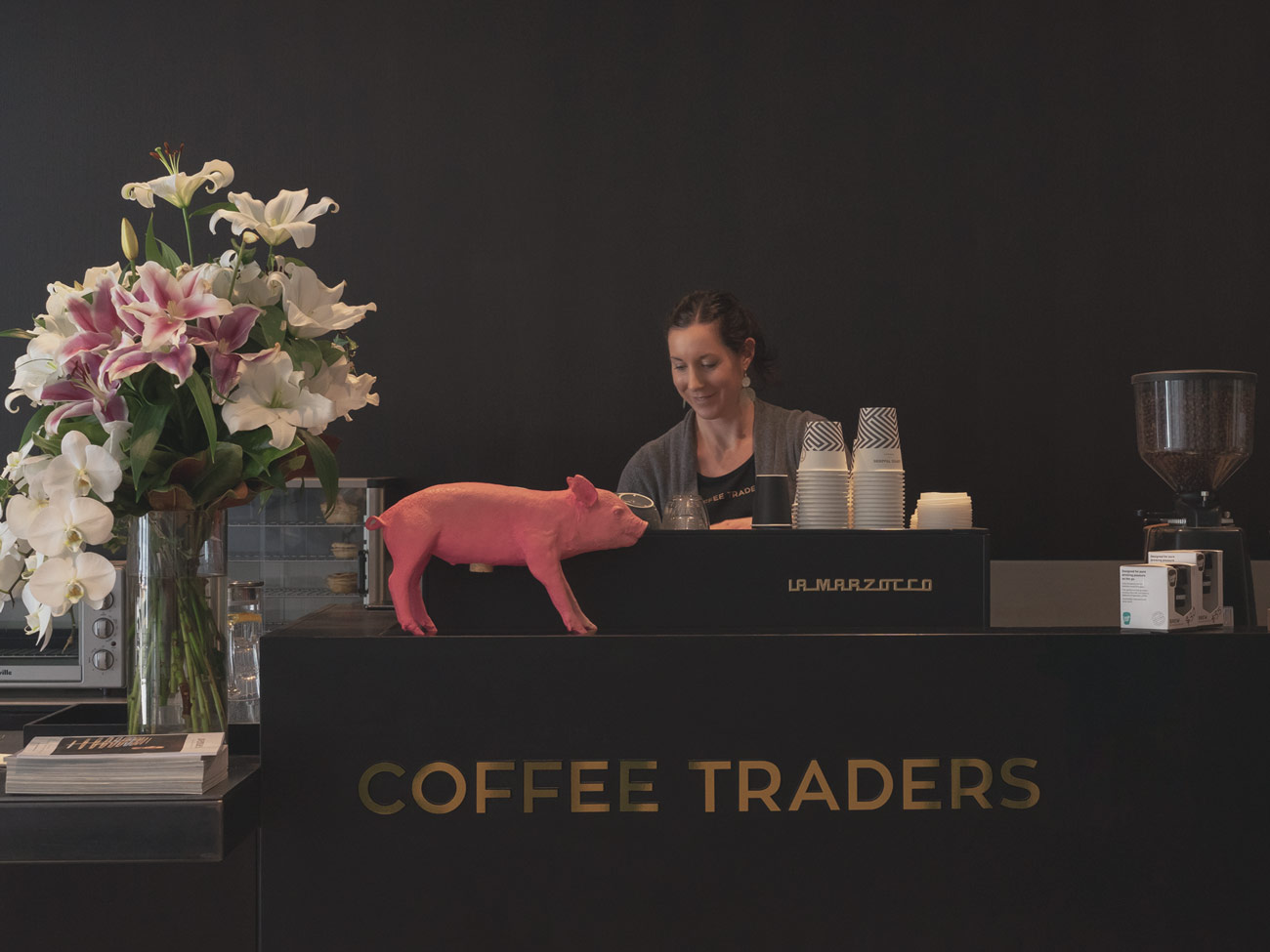Coffee Traders — Christchurch, New Zealand