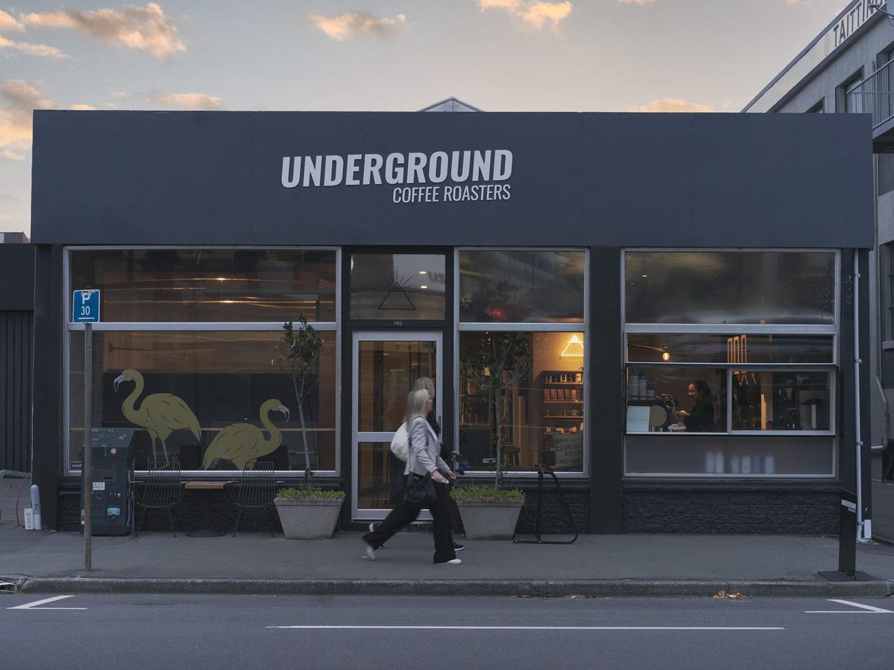 Underground Coffee Roasters