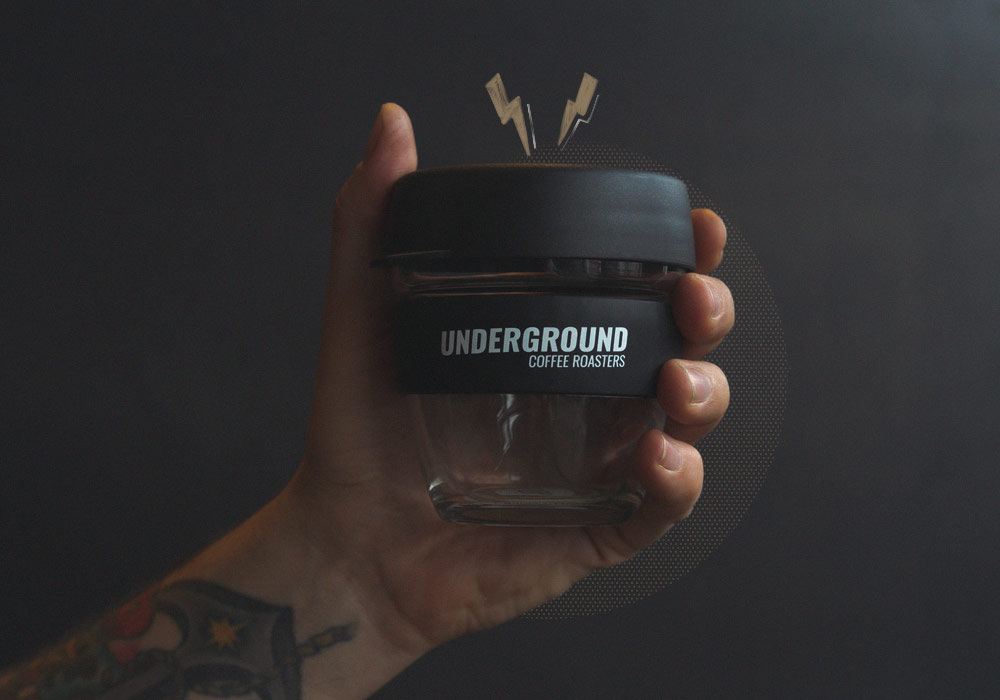 Underground Reusable KeepCup