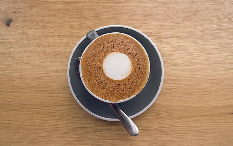 news: latte art : 01 : The Circle