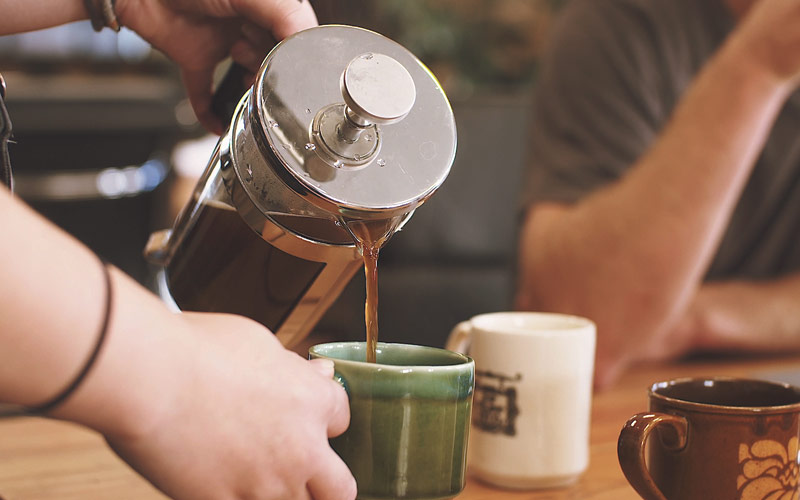 Rituals Drink Up, French Press