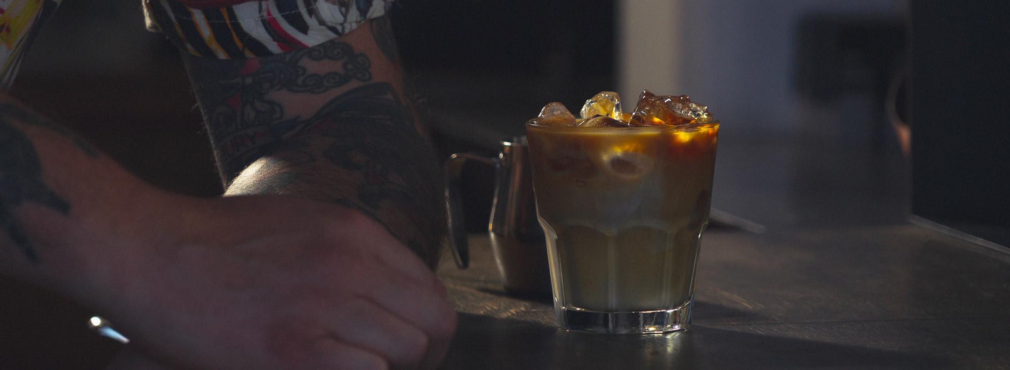 Cold Brew Coffee — Underground Coffee Roasters